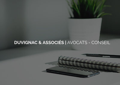 Cabinet Duvignac