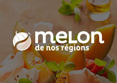 Le melon de nos régions
