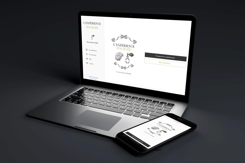 design d'application